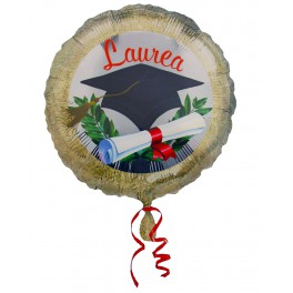 Palloncino Foil Laurea