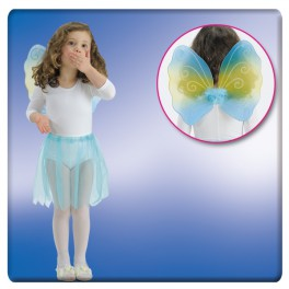 Set Travestimento Farfalla bambina